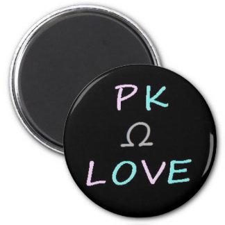 PK Love Omega Magnet