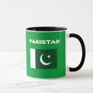 PK Pakistan* Country Code Mug