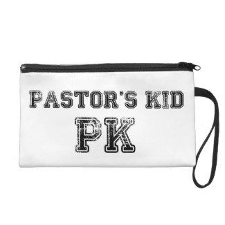 PK Pastor's Kid Wristlet Purses