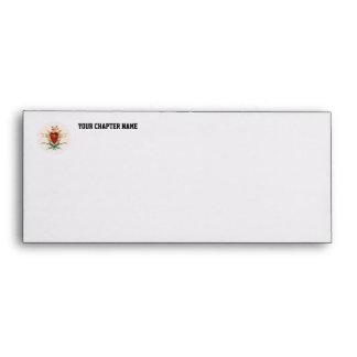 PKA Crest Color Envelope