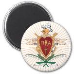 PKA Crest Color Magnets
