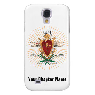 PKA Crest Color Samsung Galaxy S4 Covers