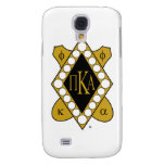 PKA Gold Diamond Galaxy S4 Cases