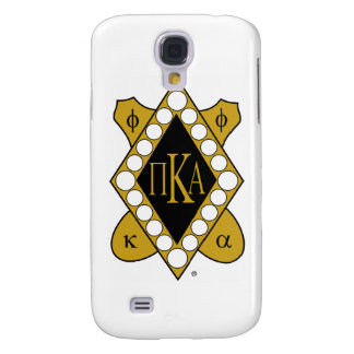 PKA Gold Diamond Galaxy S4 Cover
