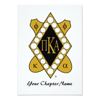 PKA Gold Diamond Personalized Announcement