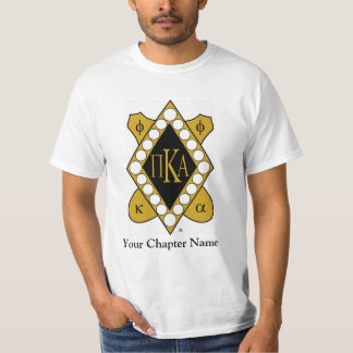 PKA Gold Diamond T Shirt
