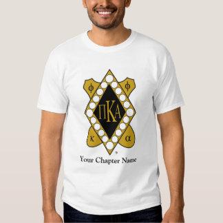 PKA Gold Diamond Tee Shirt