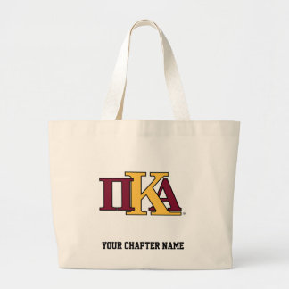 PKA Letters Canvas Bags
