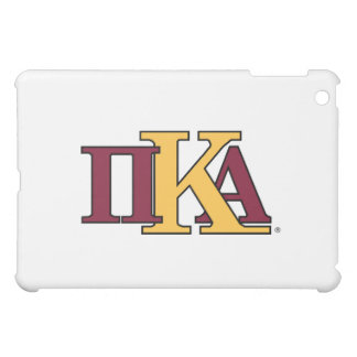 PKA Letters iPad Mini Cases