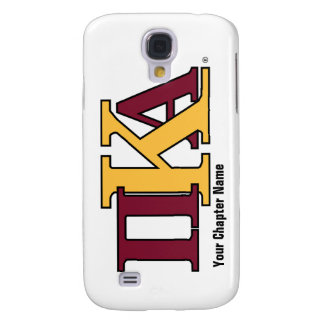 PKA Letters Samsung Galaxy S4 Cover