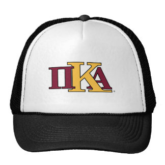 PKA Letters Trucker Hat