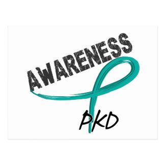 PKD Awareness 3 Postcard