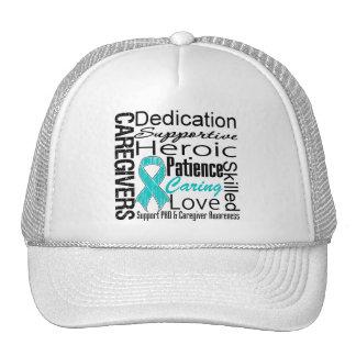 PKD Caregivers Collage Trucker Hat