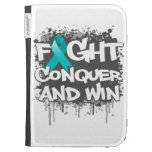 PKD Fight Conquer and Win Kindle Cover