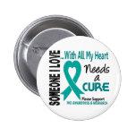 PKD Needs A Cure 3 Buttons