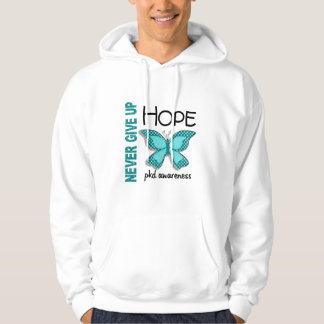 PKD Never Give Up Hope Butterfly 4.1 Hoodie