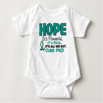 PKD Polycystic Kidney Disease HOPE 1 Baby Bodysuit