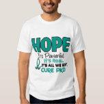 PKD Polycystic Kidney Disease HOPE 1 Shirts