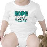 PKD Polycystic Kidney Disease HOPE 1 T Shirts