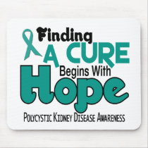PKD Polycystic Kidney Disease HOPE 5 Mouse Pad