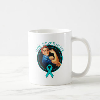 PKD - Rosie The Riveter - We Can Do It Coffee Mugs