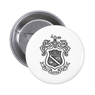 PKP Crest Black Pin
