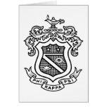 PKP Crest Black Cards