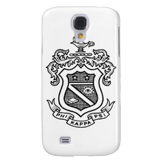 PKP Crest Black Galaxy S4 Covers