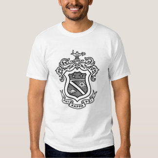 PKP Crest Black Tee Shirt