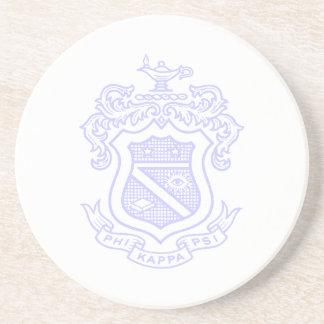 PKP Crest Watermark Coaster