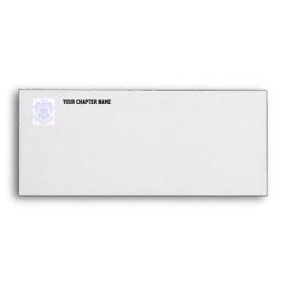 PKP Crest Watermark Envelopes