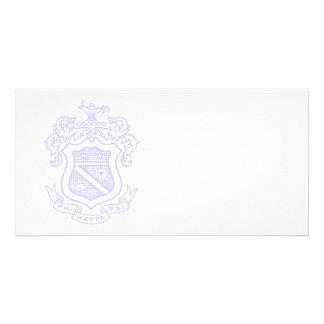 PKP Crest Watermark Photo Greeting Card