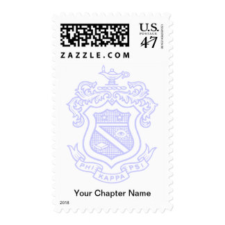 PKP Crest Watermark Postage