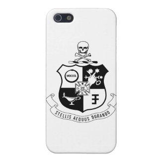 PKS Crest iPhone 5 Case