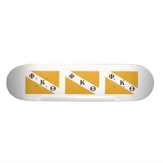 PKT Flag Skateboard