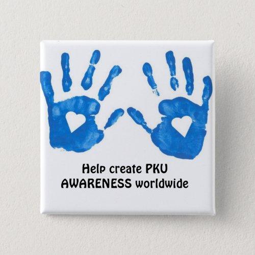 PKU Awareness Button
