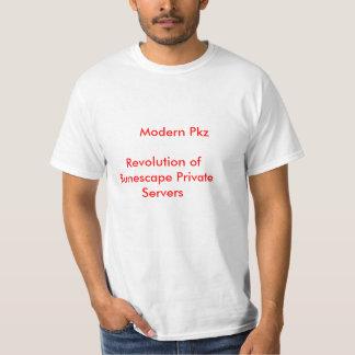 PkzRevolution moderno de Runescape privado… Poleras