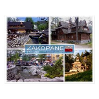 PL Poland - Zakopan  - Postcard