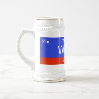 Plac Thomasa W. Wilsona, Varsovia, Sig polaco de Jarra De Cerveza