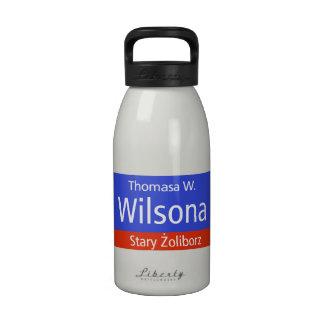 Plac Thomasa W. Wilsona, Varsovia, Sig polaco de l Botella De Beber