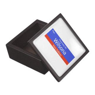 Plac Thomasa W. Wilsona, Varsovia, Sig polaco de l Cajas De Joyas De Calidad