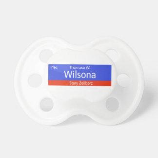 Plac Thomasa W. Wilsona, Varsovia, Sig polaco de l Chupete De Bebe