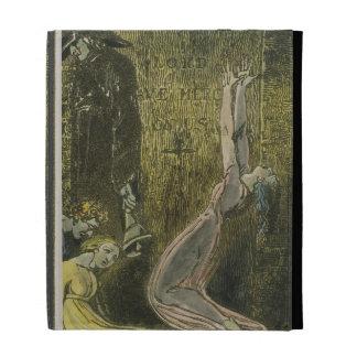 """Placa 13 de """"Europa. Una profecía"""", 1794 (alivio e"""