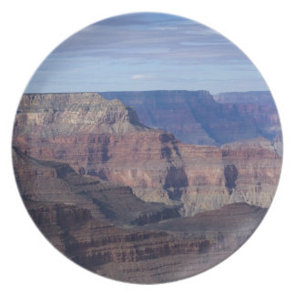 Placa 1 del Gran Cañón Platos