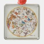 """Placa 26 del """"atlas Coelestis"""", por Juan Flamsteed Ornamento Para Reyes Magos"""