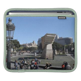 Plaça Catalunya, Barcelona Manga De iPad
