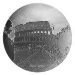 Placa - Colosseum Platos