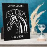 Placa con cresta 2 del dragón