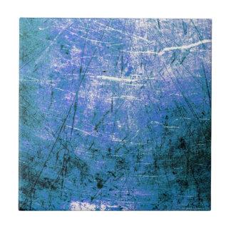 Placa de acero azul azulejos ceramicos