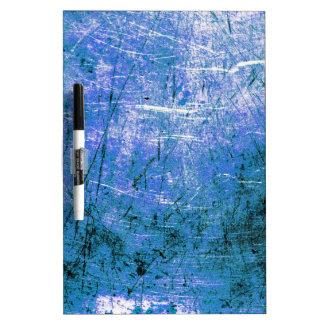 Placa de acero azul pizarras blancas de calidad